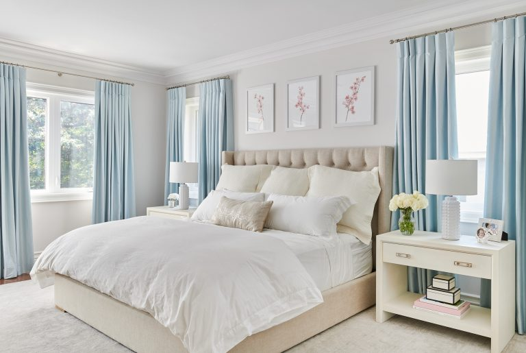 Interior Design Packages - Remote Styling -Bedroom Inspiration