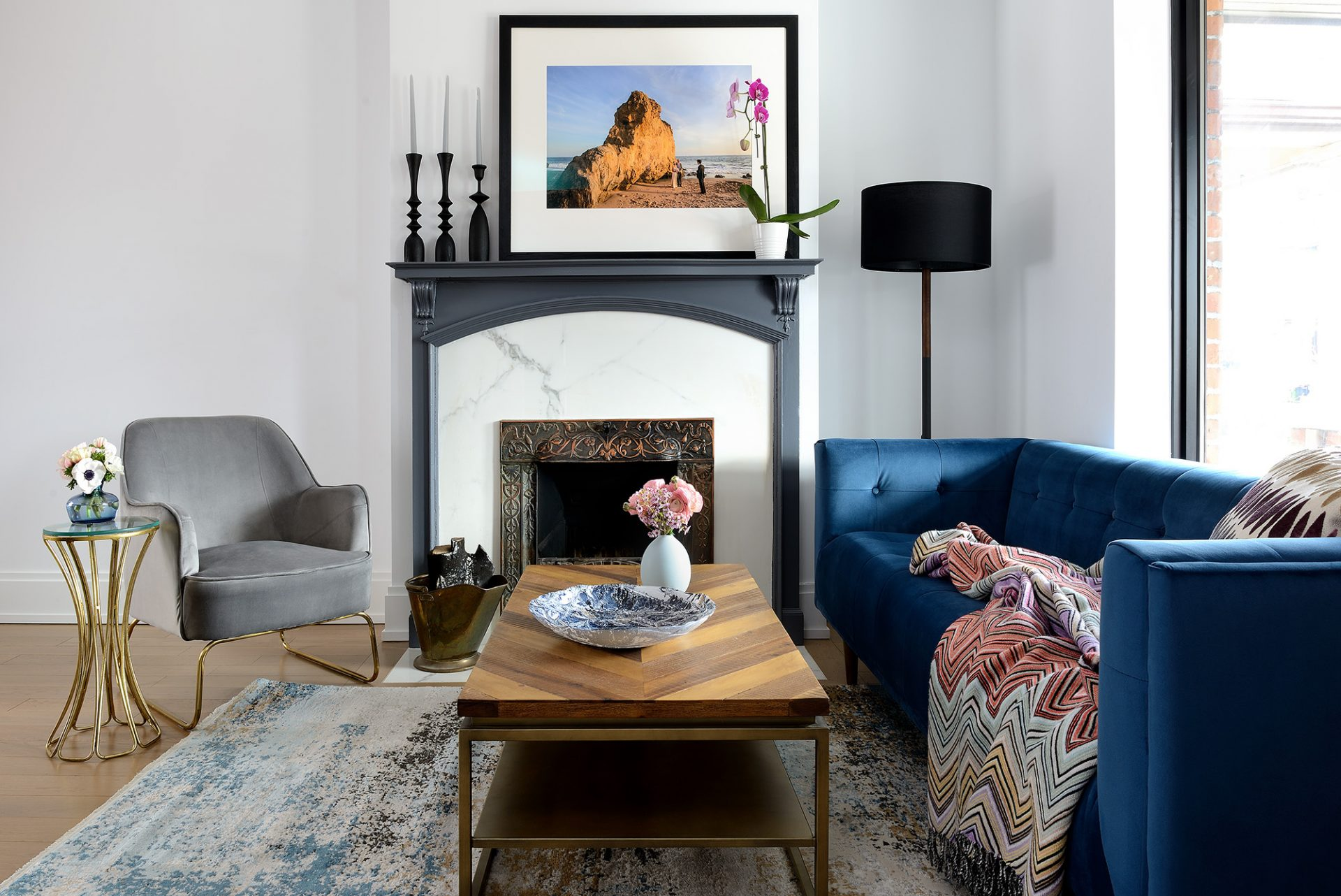 Interior Design Packages - Remote Styling -living Room Inspiration