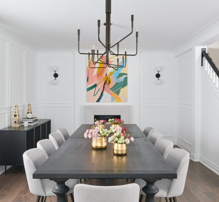 Interior Design Packages - Remote Styling -Dining Room Inspiration