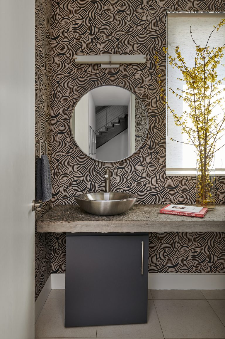 Interior Design Packages - Remote Styling - Powder Room Inspiration